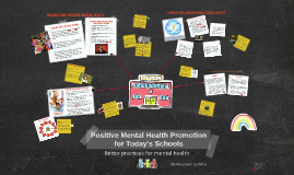 Copy of Mental Health Promotion for Today's Elementary Schools