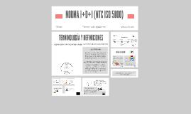 NORMA I+D+I (NTC ISO 5800)