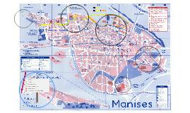 Mapa de Manises