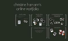 Christine Hamann's Online Portfolio