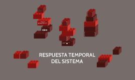 RESPUESTA TEMPORAL