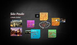 Copy of São Paulo- Cidade Global