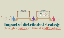 Impact of distributed strategy through a devops culture at 2ndQuadrant - Melbourne