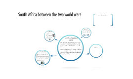 South Africa between the two world wars