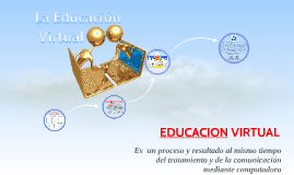 Copy of EDUCACION VIRTUAL