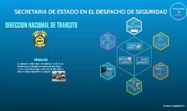 ONSEVIH Ley de Transito