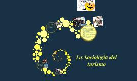 La Sociología del turismo