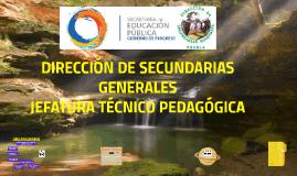 JEFATURA TÉCNICO PEDAGÓGICA