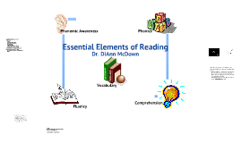 Essential Elements of Reading...Student Review