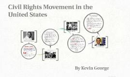 Civil Rights Movement in the U.S.