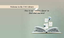 Welcome to the LMS Library