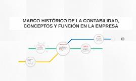 1.1 1.2 1.3 Marco histórico, Concepto y función de la Contabilidad