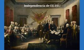 Independencia de EE.UU
