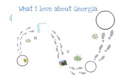 What I love about Georgia