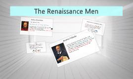 The Renaissance man