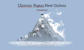 Ulawun, Papua New Guinea