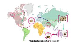 Manifestaciones,Culturales,In