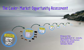 The Cooler: Market Opportunity Assessment