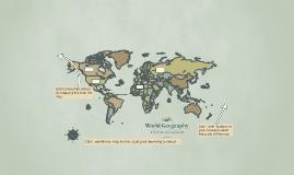 Copie de World Geography