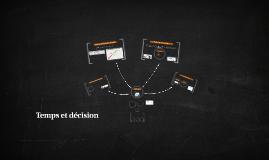 Temps et décision