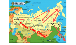 Peter the Great Project