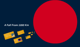 A Fall From 1200 Km