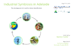 Copy of Industrial Symbiosis in Adelaide