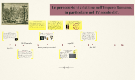 Copy of Le persecuzioni cristiane nel IV secolo d.C.