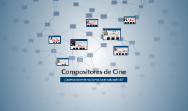 Compositores de Cine