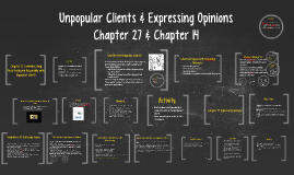 Unpopular Clients