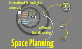 What Is Space Planning shaun's copy - space planning presentationdavid pollard on prezi