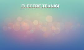 ELECTRE TEKNİĞİ