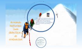 Armando historias: Guía didáctica y de evaluación