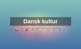 Dansk kultur