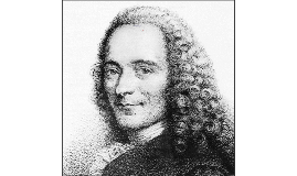 The Enlightenment, Candide and Voltaire