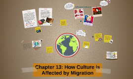 How Culture is Affected by Migration