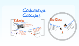 Conceptual Calculus: Overview