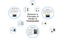 Elements & Principles of Design in Phototgraphy