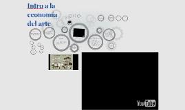 Intro a la economía del arte