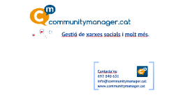 CommunityManager.cat