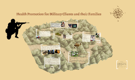 Military Clients and their Families