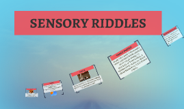 Sensory Game #2