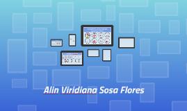 Alin Viridiana Sosa Flores