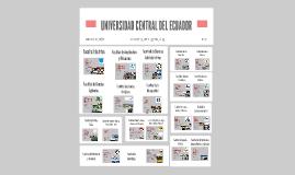 Facultades y Carreras - Universidad Central del Ecuador