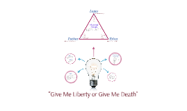 """Give Me Liberty or Give Me Death"""