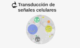 Transducción de señales celulares