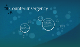 Counter Insergency