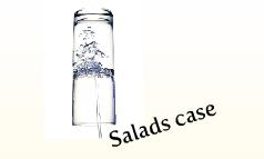 Salads case