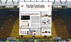Football Fanaticism