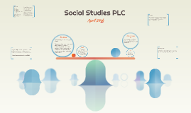 Social Studies PLC